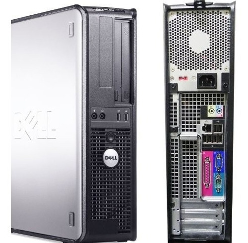Cpu Dell Optiplex 320 Desktop Dual Core 2gb Hd 80gb Dvd