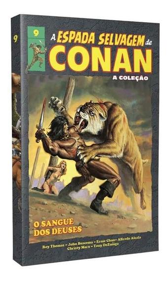 A Espada Selvagem De Conan - Volume 9 - Capa Dura