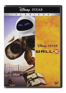 Wall-e Pelicula Dvd Walle