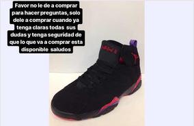 Zapato Jordan Retro 7