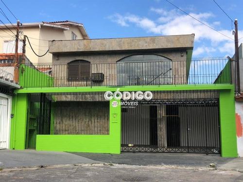 Imagem 1 de 24 de Casa Para Alugar, 6 Salas 4 Vagas R$ 3.900/mês - Gopouva - Guarulhos/sp - Ca0639