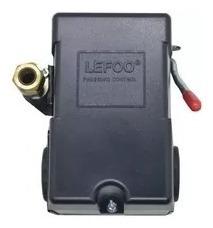 Pressostato Compressor Automático Lefoo 135/175 Lbs 4 Vias