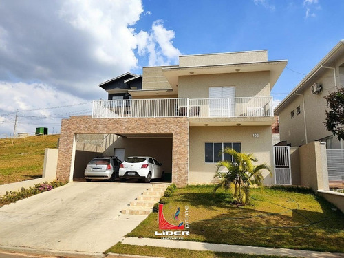 Casa No Condomínio Vila Real Bragança Paulista, Sp - Mc9688-1