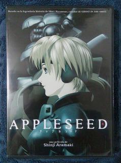 Appleseed (con Dvd Gasaraki)