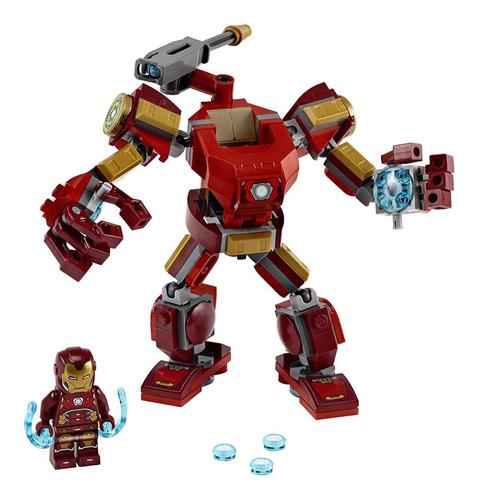 Lego Marvel Avengers Iron Man Mech 76140 - Oferta