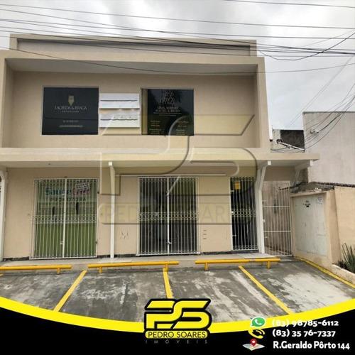 Imagem 1 de 5 de Sala Para Alugar, 20 M² Por R$ 600/mês - Centro - João Pessoa/pb - Sa0145