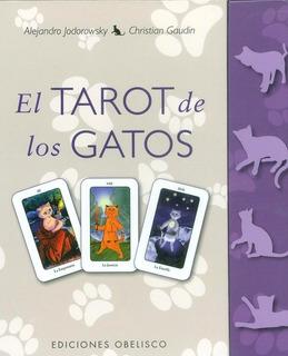 El Tarot De Los Gatos - Alejandro Jodorowsky & Gaudin- Nuevo
