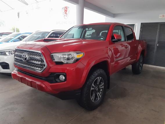 Toyota Tacoma 3.5 Trd Sport At 2017 Roja