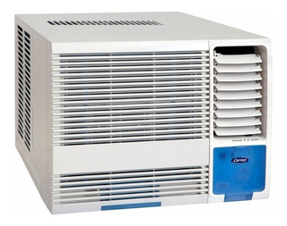 Aire acondicionado Carrier de ventana frío 2800 frigorías blanco 220V CCWE12REF