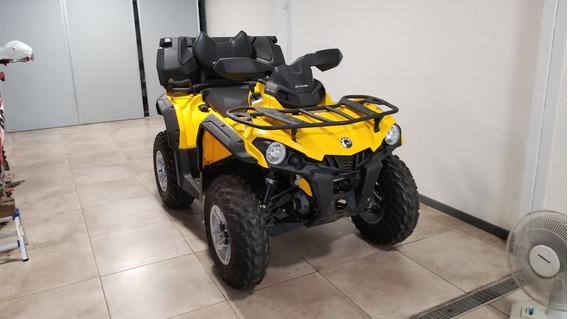 Can Am Outlander 570l Pro 4x4 Dps Alta Baja