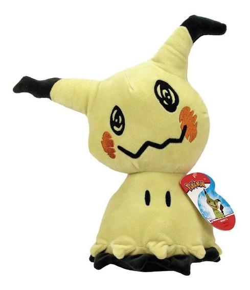 Pelúcia Grande - 30 Cm - Pokémon Mimikyu - Dtc