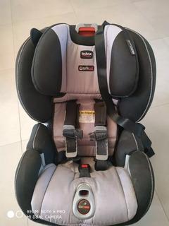 Butaca Sillita Bebe Auto Britax Boulevard Clicktight 0-30kg