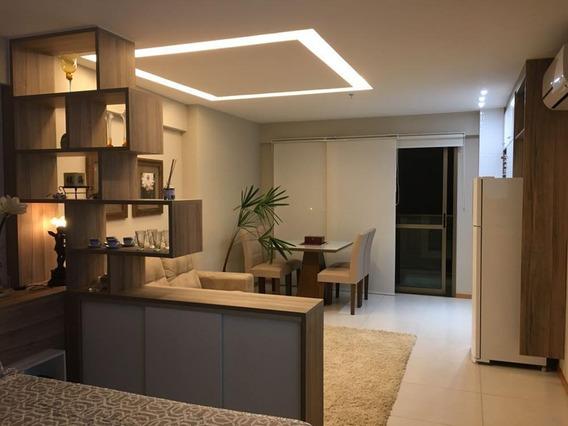 Flat Em Icaraí, Niterói/rj De 50m² 1 Quartos À Venda Por R$ 575.000,00 - Fl252753