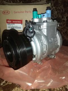 Compresor Aire Acondicionado De Kia Rio Stylus Original