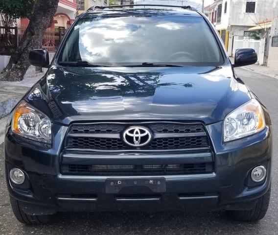 Toyota Rav4 2011 Negra