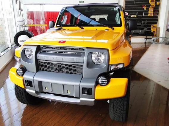 Troller T4 3.2 Tdi 0km - 2019/2020 Amarelo Dakar
