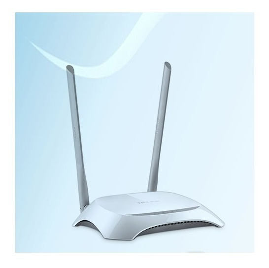 Rosario Router Tp Link Wr 840n 300mbps Wifi 4 Puertos