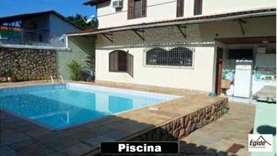 Excelente Casa 5 Qrts Com Suite Itaipu [5004] - 5004