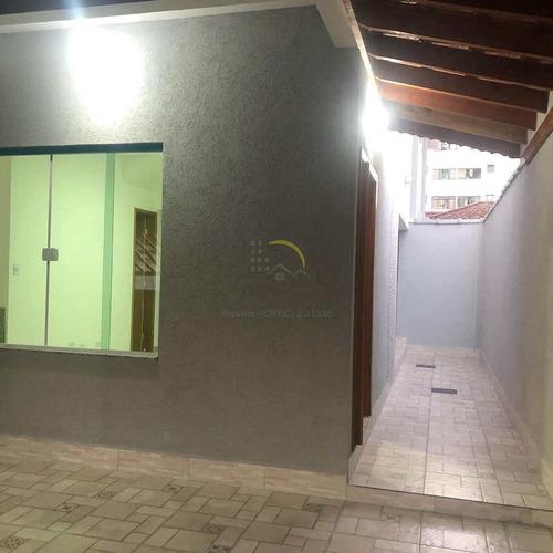 Sobrado Com 2 Dorms, Tupi, Praia Grande - R$ 370 Mil, Cod: 2411 - V2411