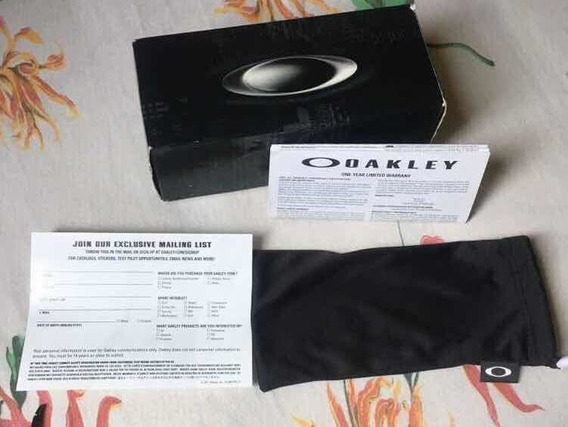 Óculos Oakley Original Novíssimo
