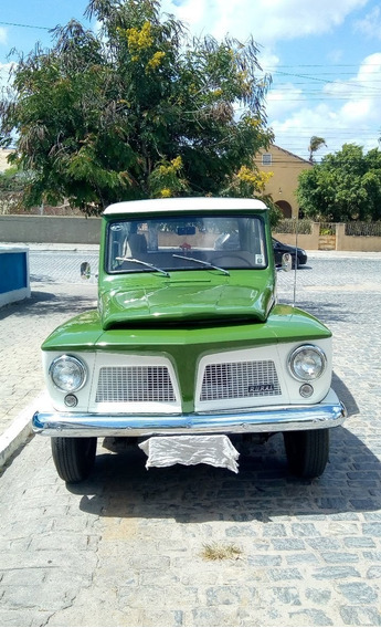 Ford Rural Willys 1971