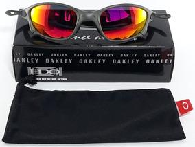 0c4e80599 Oakley Juliet Penny Lente Vermelha - Óculos no Mercado Livre Brasil