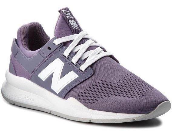 Tenis Feminino New Balance 247 Roxo