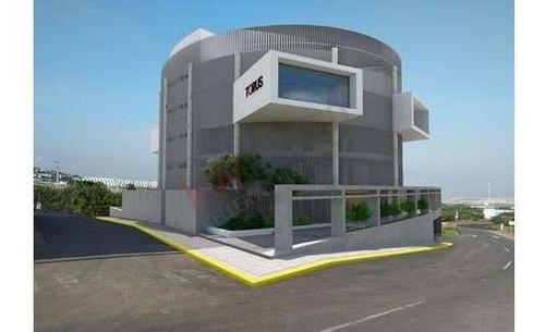 Nuevo Edificio De Oficinas En Junipero, Desarrolado Por Grupo Torus, Lideres En Construcción Integral