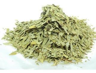 Chá Sene Folhas 100% - 1 Kg ( Cassia Angustifolia )