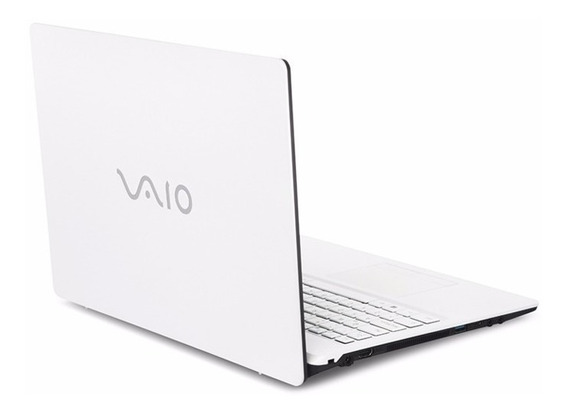 Notebook Vaio® Fit15s 15,6 8gb 1tb Core I7 Led Hd - Blanca