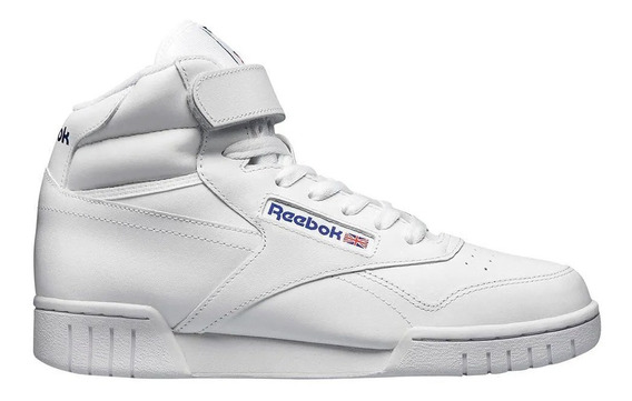 Tenis Reebok Hombre Crossfit Blanco Exo Fit Hi 3477