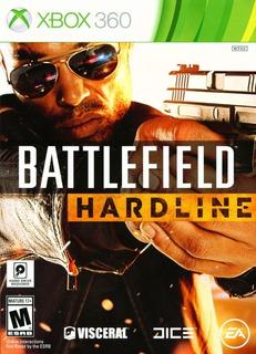 Battlefield Hardline Fisico Nuevo Xbox 360 Dakmor