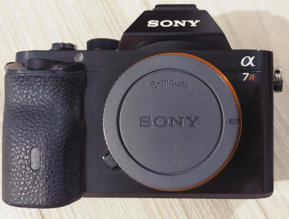 Câmera Sony A7r (ilce-7r) -full-frame - Liquidação