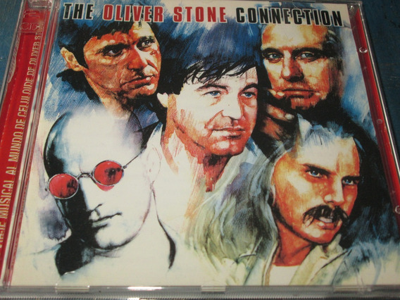 2 Cd The Oliver Stone Connection Doors Nin Cohen Specials