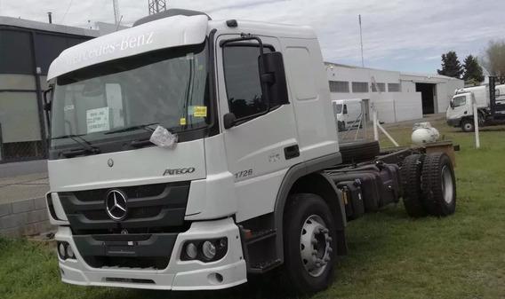Mercedes Benz Atego 1726/42 Techo Bajo 2020 0km Besten