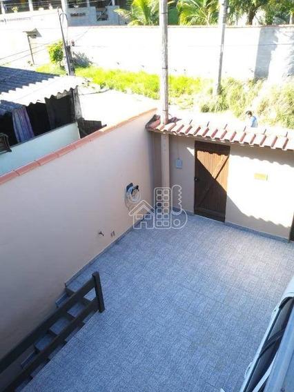 Excelente Casa Com 2 Salas, 2 Quartos , Na Rua Jose De Souza Jardim No Arsenal. - Ca0841