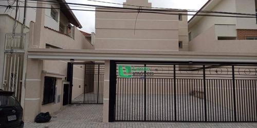 Sobrando Em Condominio Fechado No Alto Do Mandaqui - So0419