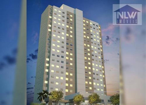 Apartamento À Venda, 32 M² Por R$ 221.295,00 - Vila Ema - São Paulo/sp - Ap2599