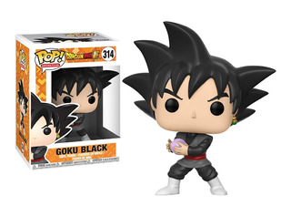 Funko Pop Goku Black #314 Dragon Ball Super Jugueterialeon