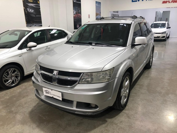 Dodge Journey Rt 2.7 Gris 2010 Permuto - Financio!!!