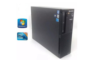 Computador Lenovo M81 Intel® Core I3 - Hd 160gb-2gb Ddr3