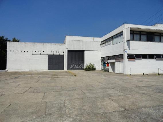 Galpão Raposo Tavares Castelo Branco Cotia - Ga0713
