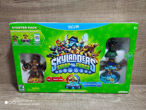 Skylanders Swap Force Starter Pack - Nintendo Wii U