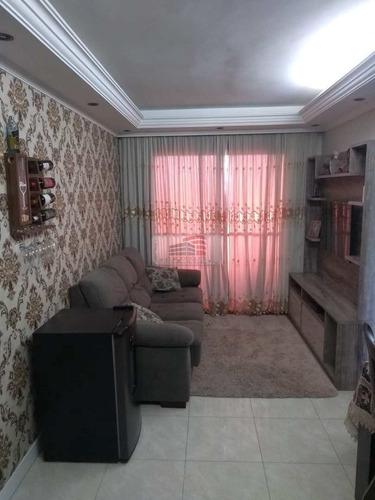 Imagem 1 de 12 de Apartamento Com 2 Dorms, Assunção, São Bernardo Do Campo - R$ 320 Mil, Cod: 2074 - V2074