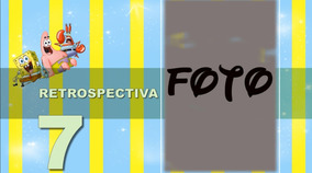 Projeto Retrospectiva - Bob Esponja