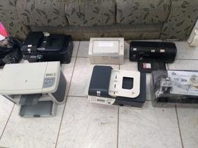 Lote De Impressoras (copiadora E Fax)
