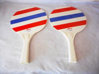 Par De Raquetas De Ping Pong Vintage 1975 Scorch Enterprises