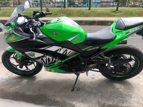 Kawasaki Ex (ninja) 300
