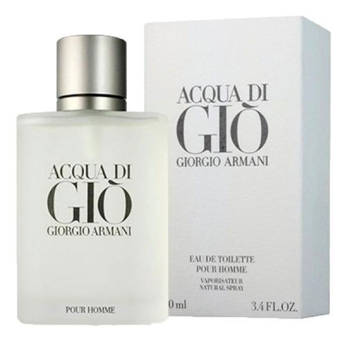 Perfume Locion Acqua Di Gio 100ml Impor - mL a $672
