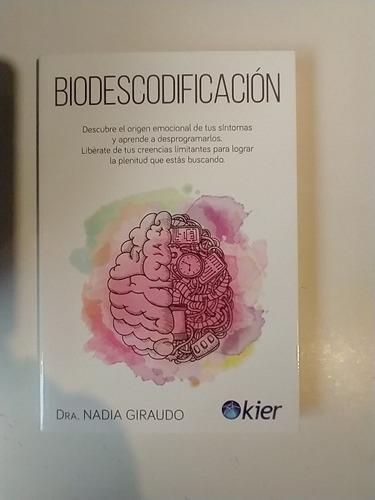 Imagen 1 de 1 de Biodescodificacion Nadia Giraudo